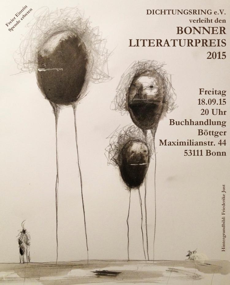Bonner Literaturpreis 2015